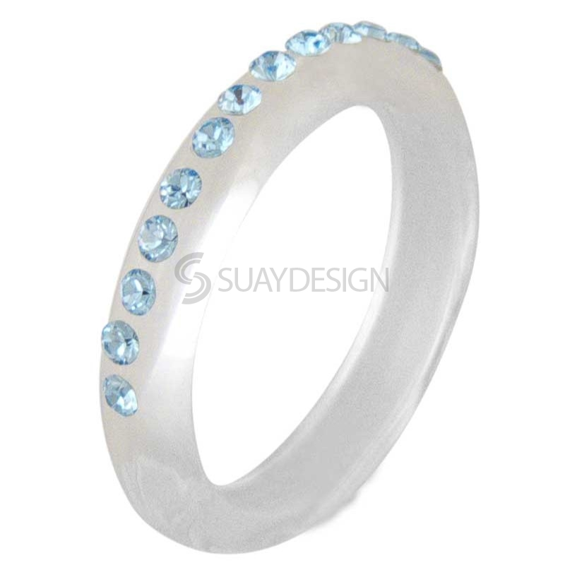 Women's Addict Aqua Ring