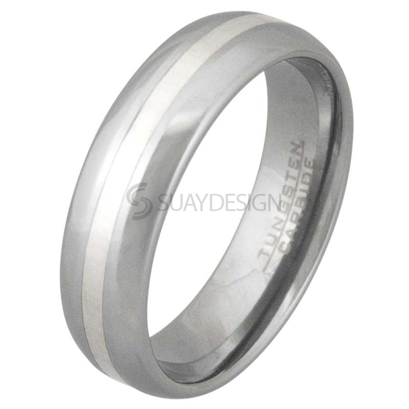 Women's Makalu Tungsten Ring