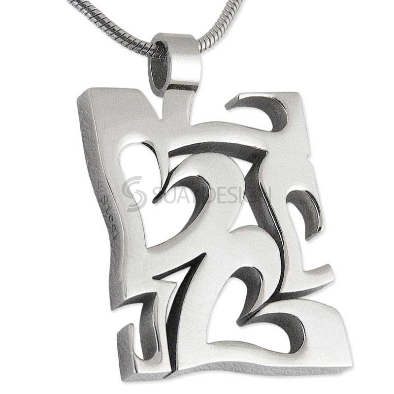 Women's Affinity Steel Necklace