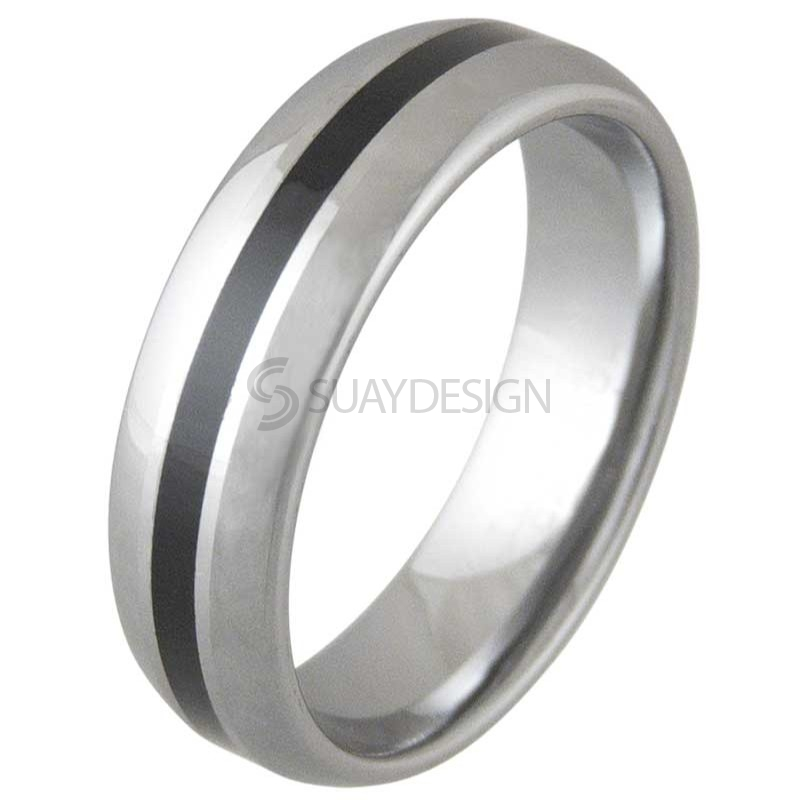 Women's Fierce Tungsten Ring