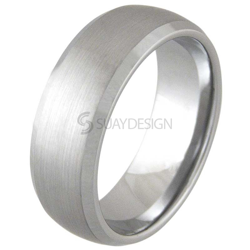 Women's Vision Tungsten Ring