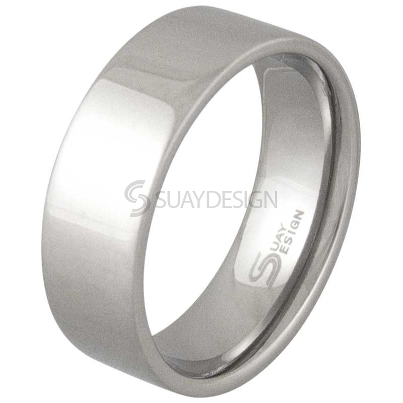 Women's Devote 8 Titanium Ring