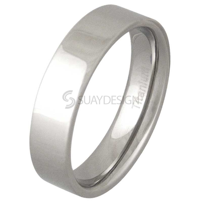 Women's Devote 6 Titanium Ring