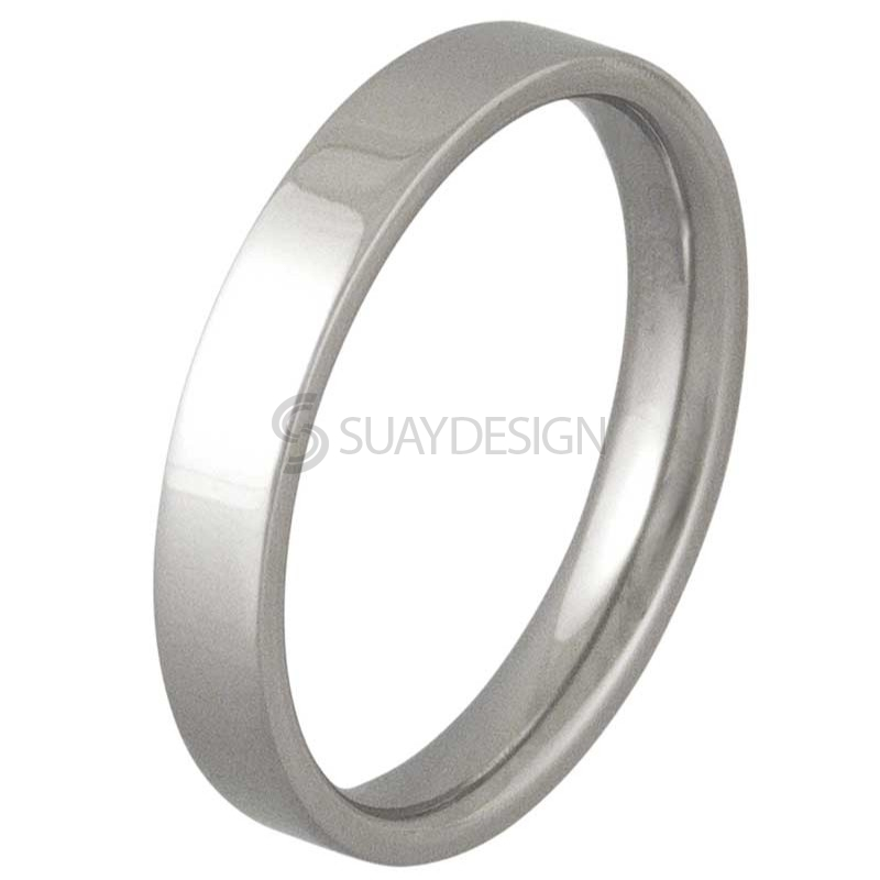 Women's Devote 4 Titanium Ring