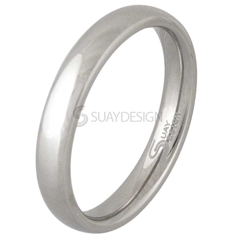 Women's Lust 4 Titanium Ring
