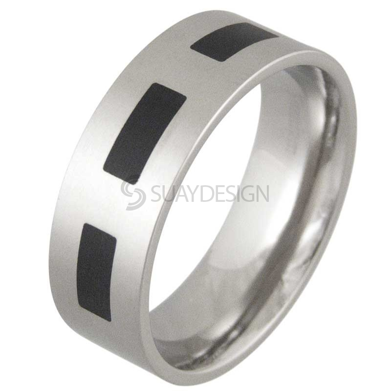 Women's Tech Titanium Ring