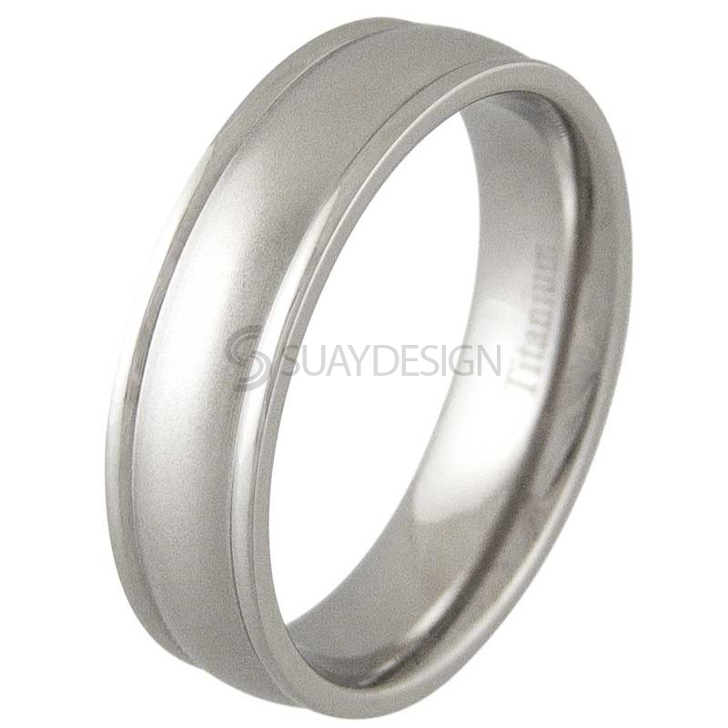 Women's Reserve Titanium Ring