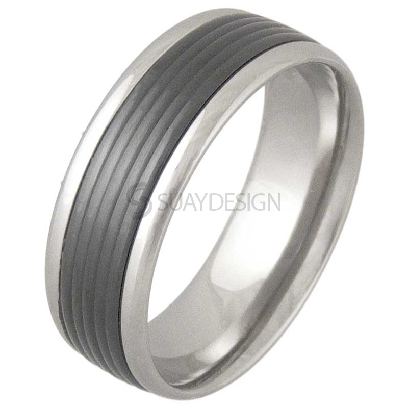 Women's Tribute Titanium Ring