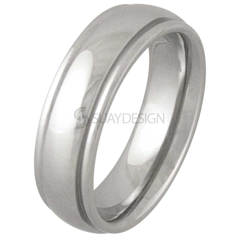 Women's Exalt Titanium Ring