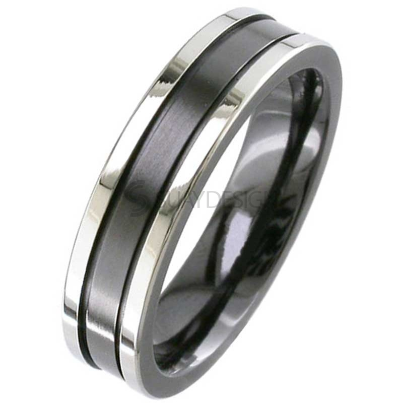 Women's Zirconium Ring 4018GRB