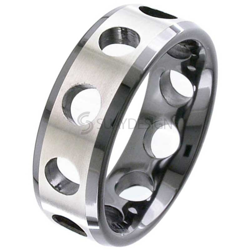 Women's Zirconium Ring 4076RB