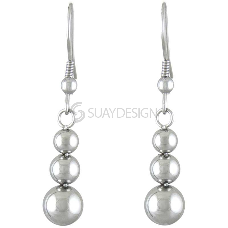 Women's Echo Steel Earrings