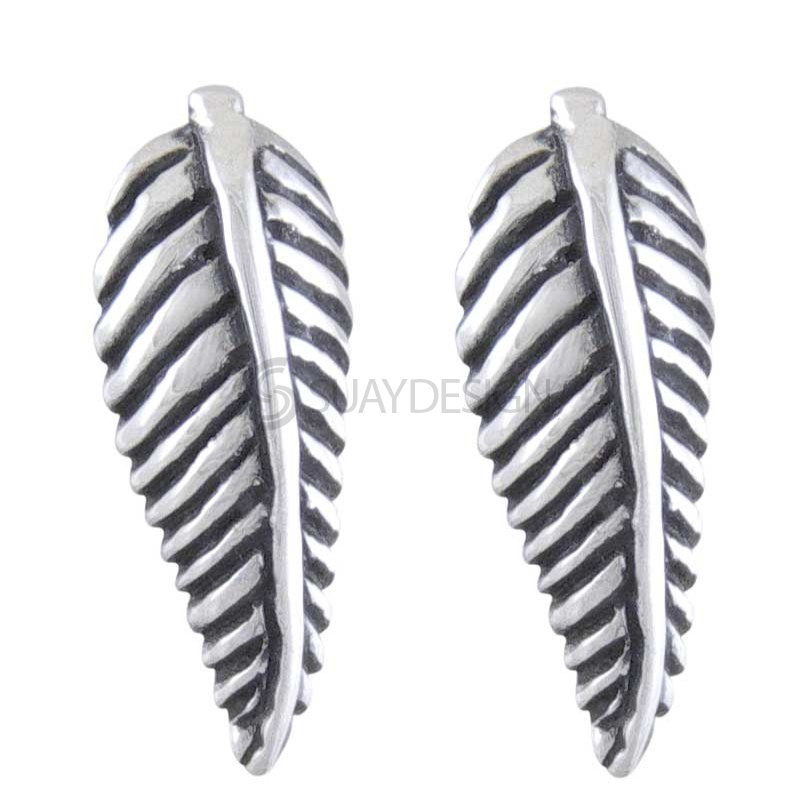 Women's Penna Silver Earrings