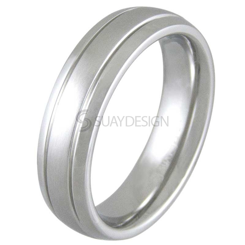 Women's Talent Steel Ring