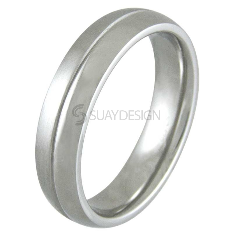 Women's Success Steel Ring