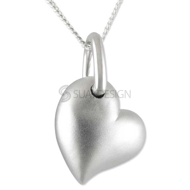 Women's Lavish Mini Silver Pendant