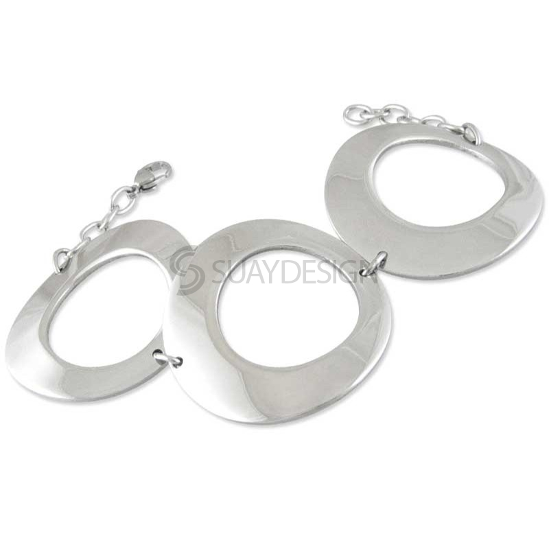 Women's Pleasure Steel Bracelet