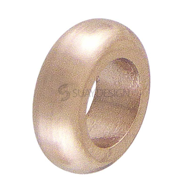 Women's Synthesis Rose Gold Titanium Ring