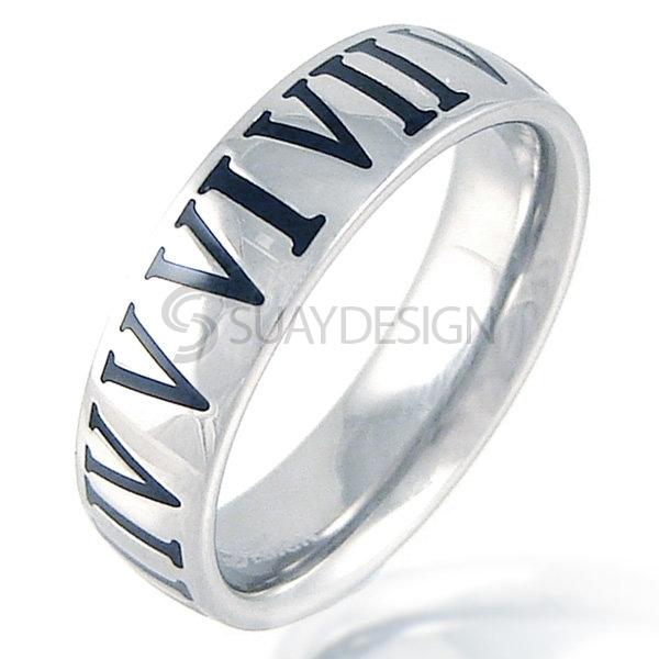 Women's Prime Titanium Ring
