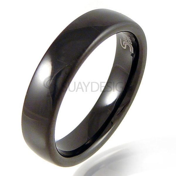 Women's Detect Tungsten Ring