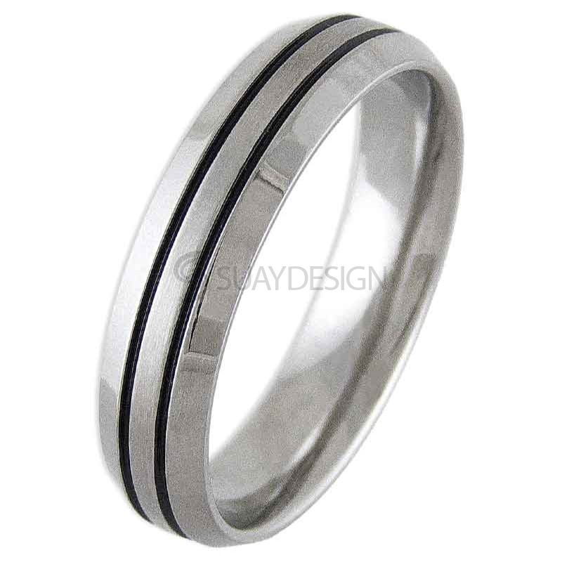 Fortitude Steel Ring