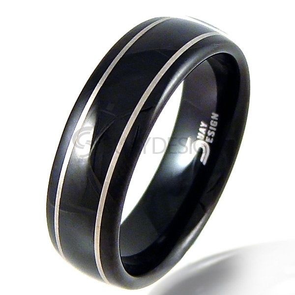 Women's Mission Tungsten Ring