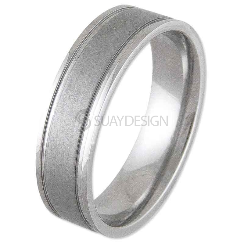 Composure Steel Ring