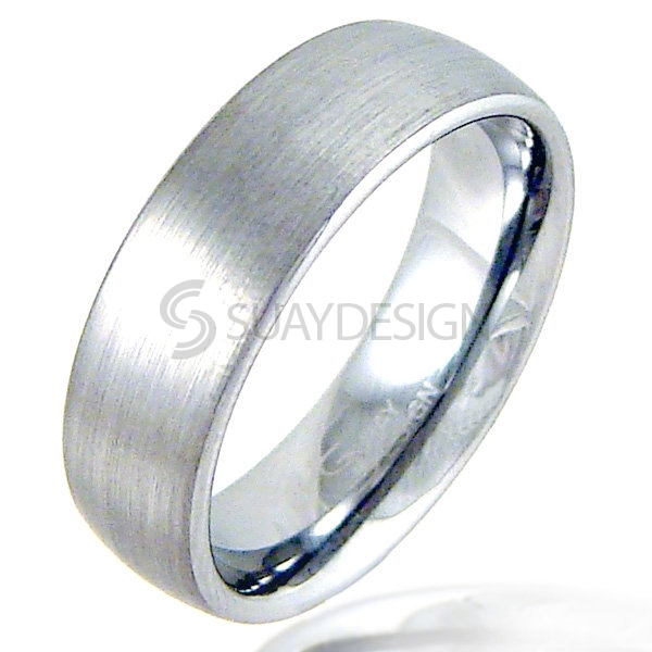 Women's Rival Tungsten Ring