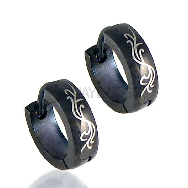 Women's Rush Steel Earrings
