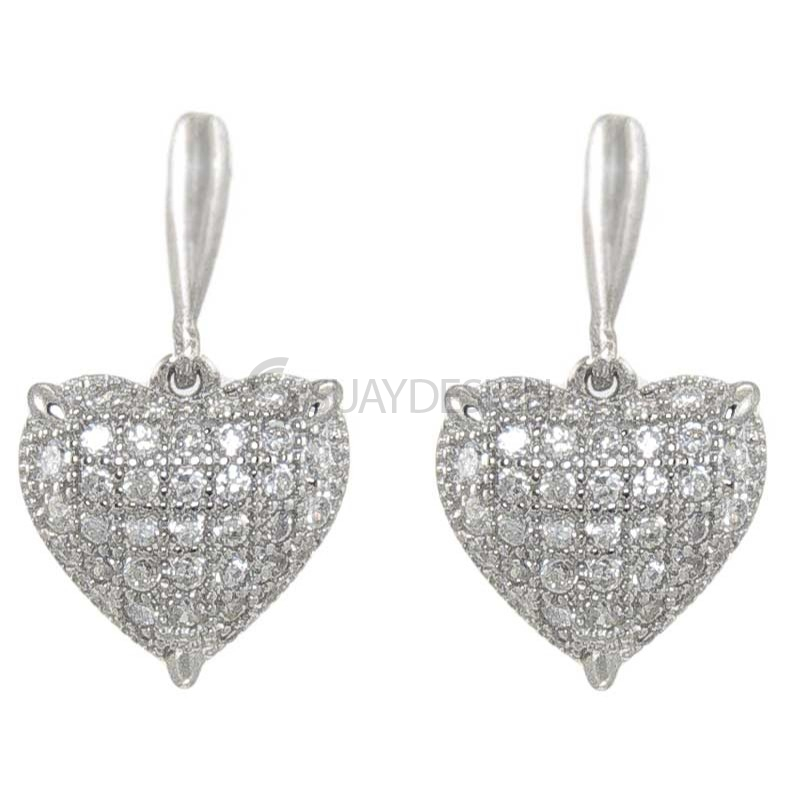 Women's Innocence Silver Earrings