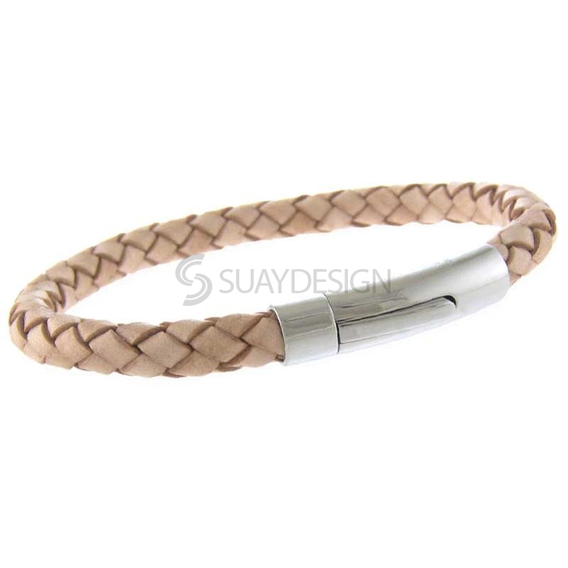 Arizona Natural Leather Bracelet
