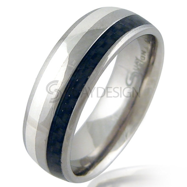 Women's Defy Titanium Ring