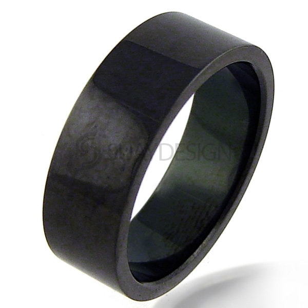 Women's Rave Stainless Steel Ring