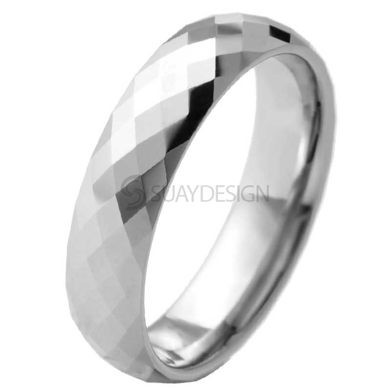 Women's Divinity Tungsten Ring