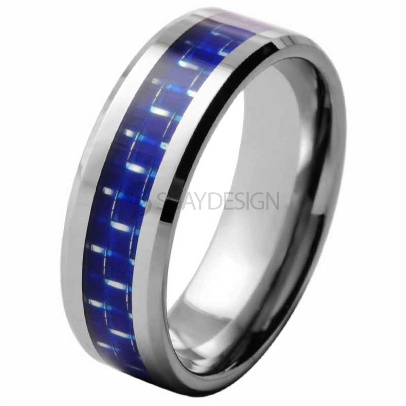 Pacific Tungsten Ring