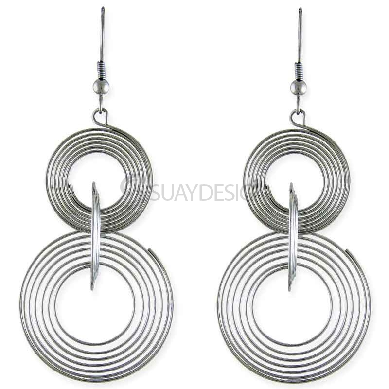 Women's Clarion Steel Earrings