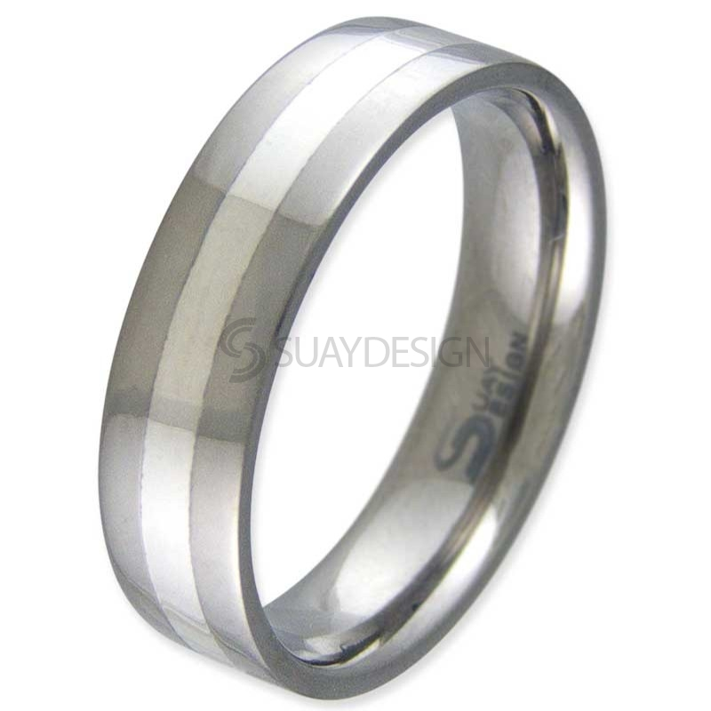 Women's Define Titanium Ring