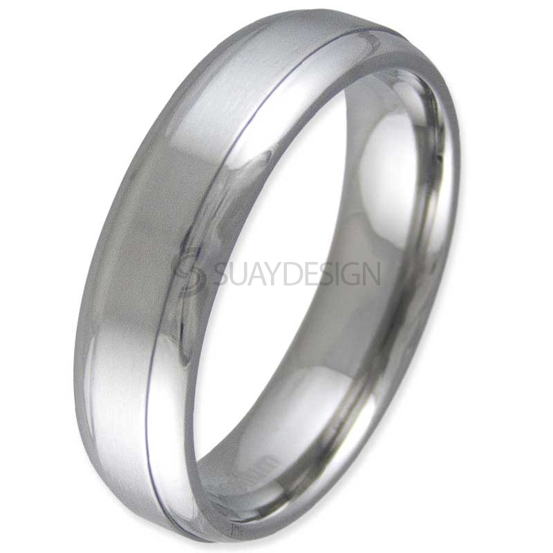 Women's Bond Stainless Steel Ring