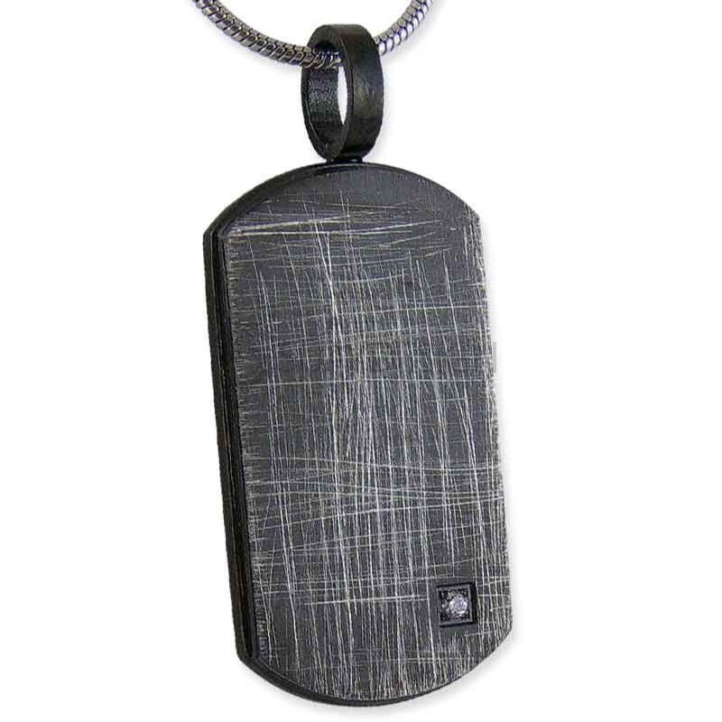 Women's Distressed Dog Tag