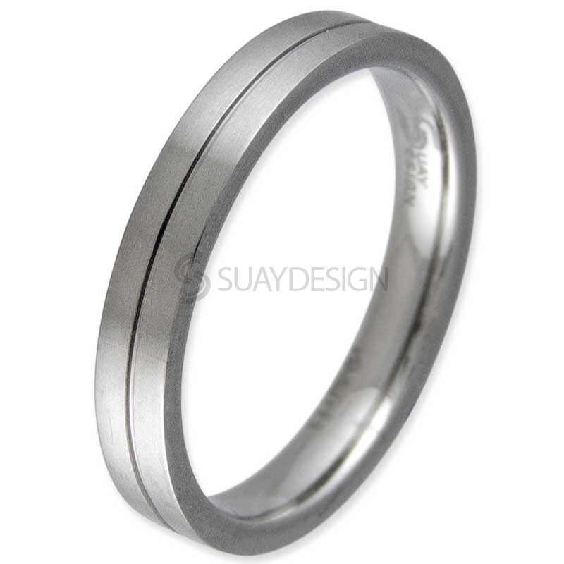Women's Euphoria Titanium Ring