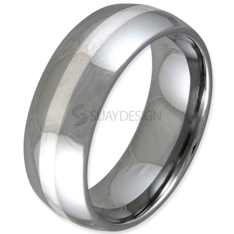 Women's Union Tungsten Ring