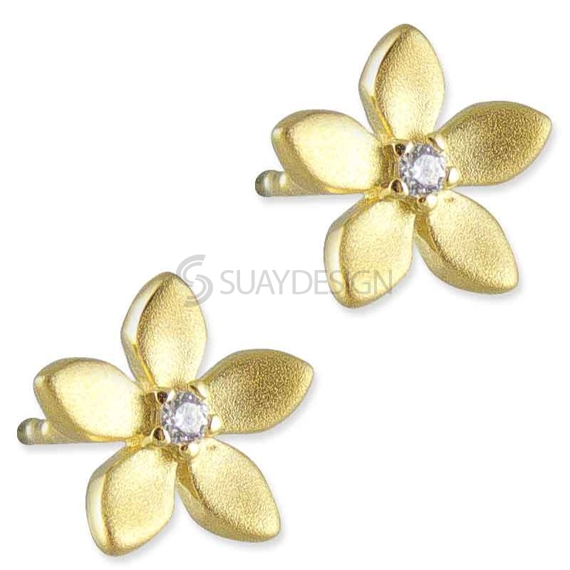 Women's Dasia Gold & Silver Earrings