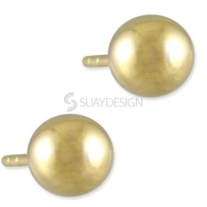 Juliet Gold Earrings