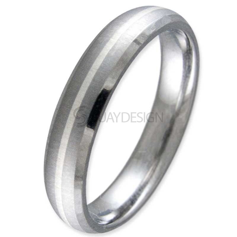 Women's Fusion 4 Titanium Ring