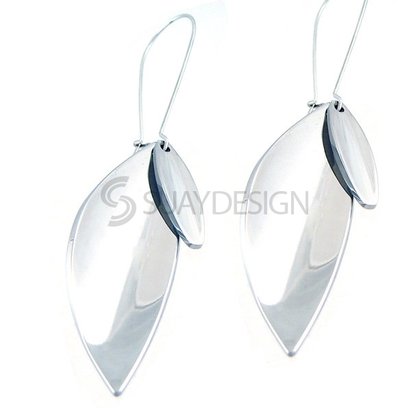 Women's Autumn Steel Earrings