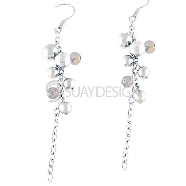 Women's Blackberry Claro Earrings