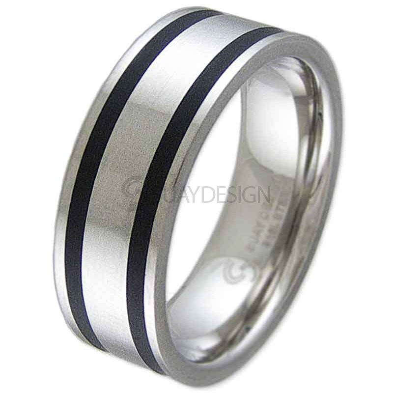 Women's Duty Steel Ring
