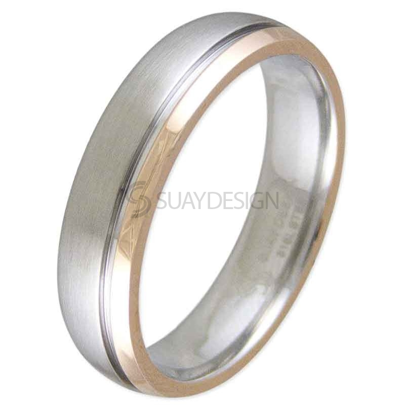 Women's Proclaim Steel Ring