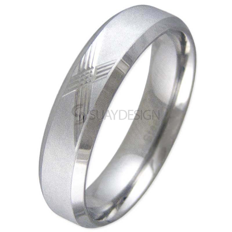 Torrent Steel Ring