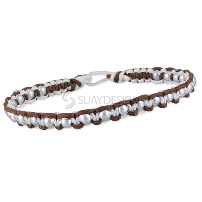 Women's Friendship Bracelet Brown Style 3
